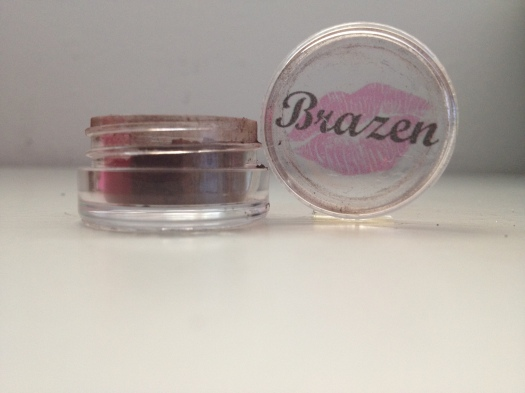 Brazen Cosmetics Eyeshadow in Buzzed - 3g ($4.25)