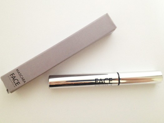 FACE Stockholm Volumizing Mascara in Black ($24)